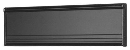 Black flap Black frame Classic Surface Mount
