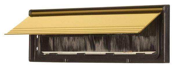Open Sleeveless Classic Surface Mount revealing Brushes