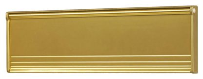 Polished Gold flaps Gold frame Classic Surface Mount