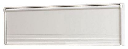White flaps White frame Classic Surface Mount
